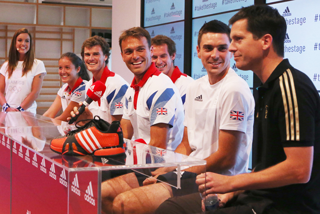 Team GB tennis