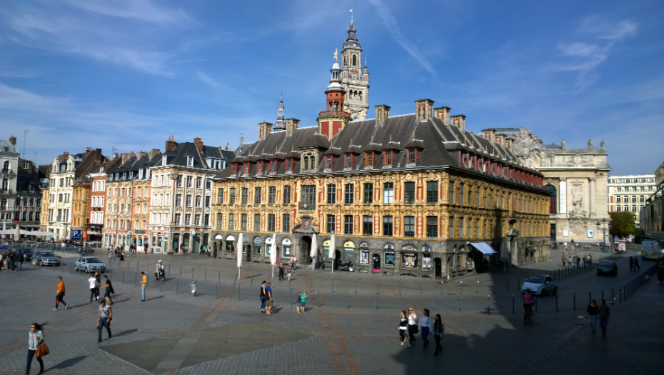 Lille Grand Place