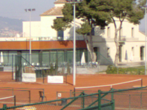 Sanchez-Casal tennis academy in Barcelona