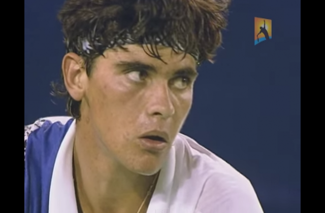 Mark Philippoussis, Australian Open 1996
