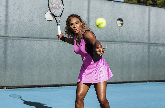 Serena Williams Australian Open dress