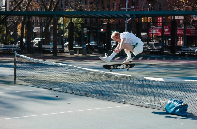 Stan Smith, the skateboarding legend