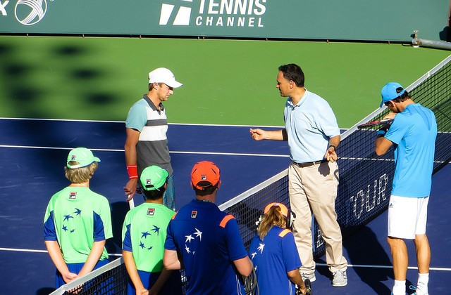 Indian Wells day 2