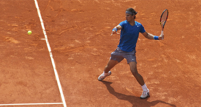 Mutua Madrid Open 2014: Nadal defeats Nieminen