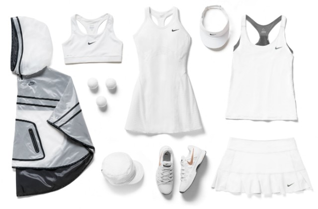 Maria Sharapova Wimbledon collection