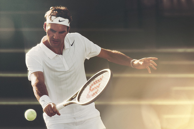 Wimbledon 2014: Roger Federer Nike outfit