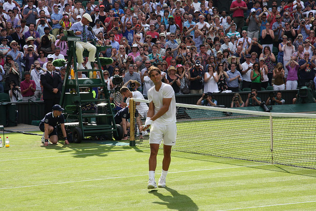 Wimbledon 2014 day 2: Lisicki, Nadal and Serena