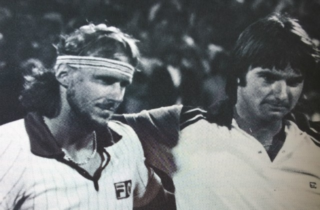 Bjorn and Connos, 1978 US Open final