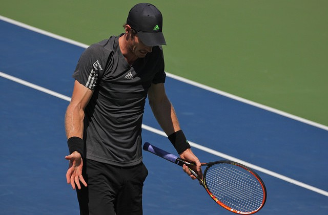 Andy Murray, 2014 US Open