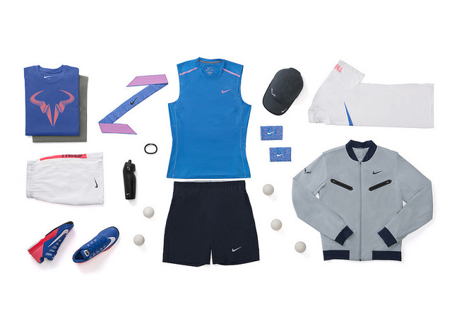 Rafael Nadal 2014 US Open outfit