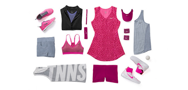 Serena Williams 2014 US Open outfit