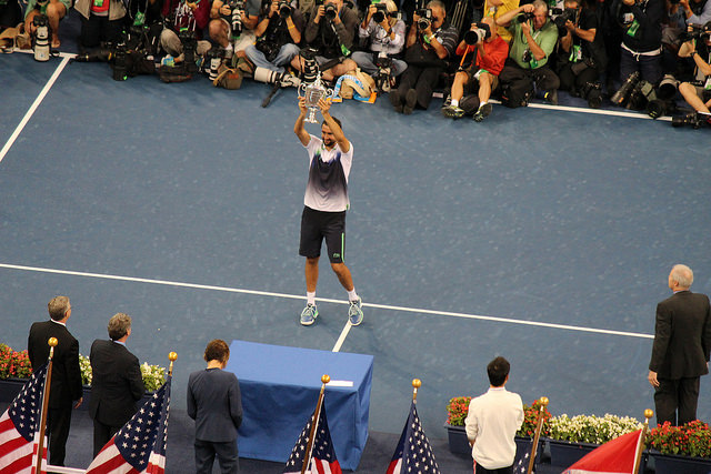 2014 US Open: Cilic defeats Nishikori, wins first Grand Slam title