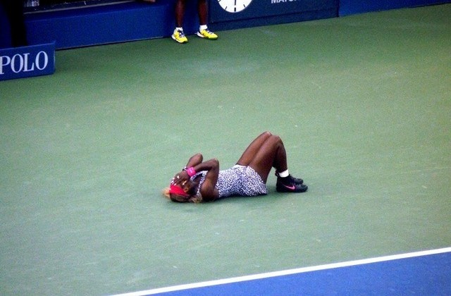 Serena Williams, US Open 2214