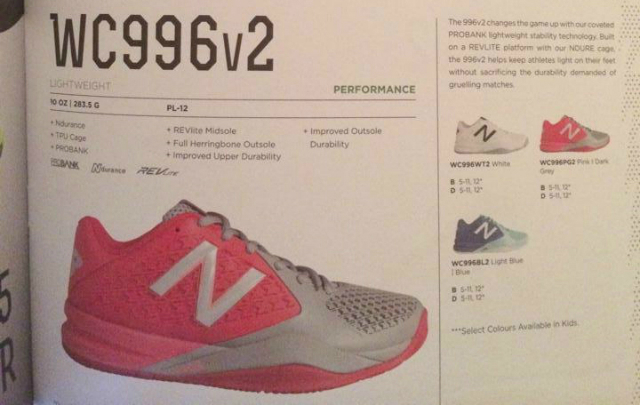New Balance 2015 collection