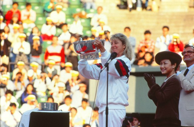 Chris Evert, Fed Cup 1989
