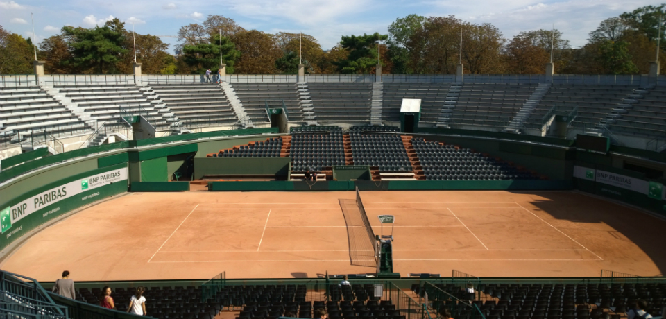 Court 1 at Roland Garros
