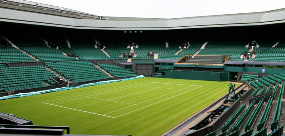 Wimbledon guided tour