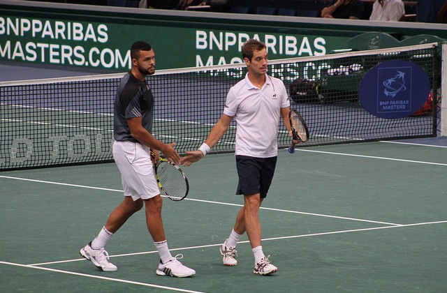 Tsonga and Gasquet