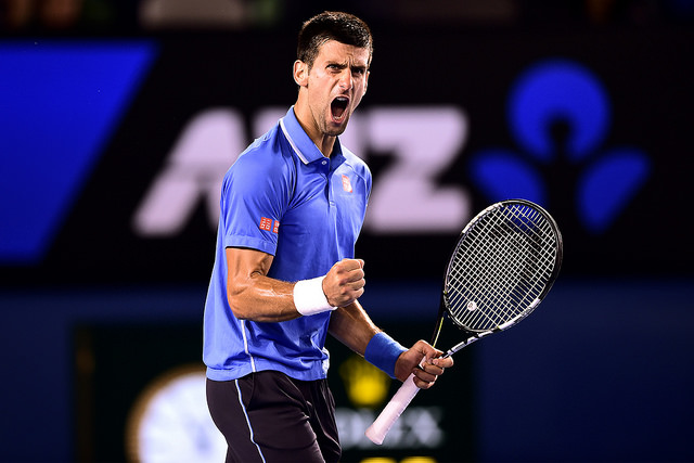 Australian Open 2015: Murray and Djokovic roads to the final