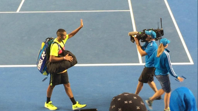 Australian Open 2015: Nick Kyrgios reaches the quarterfinals