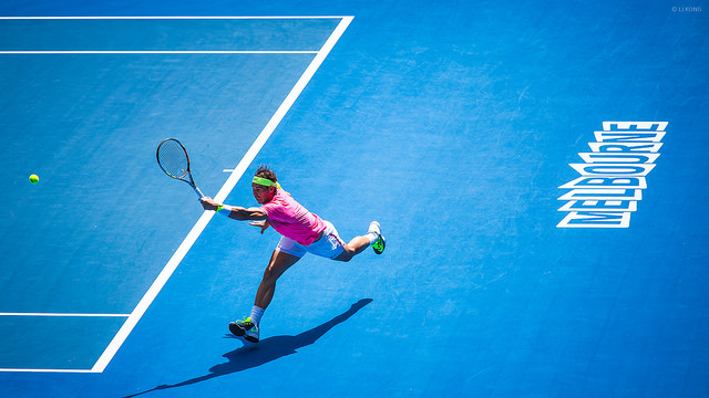 Australian Open 2015 day 1: Federer, Nadal and Gasquet