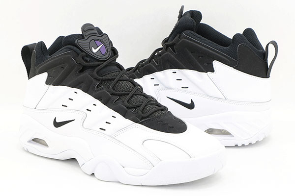 Nike Air Fare black/white