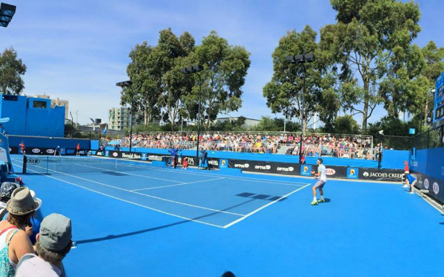 Australian Open 2015: around the grounds at Melbourne Park