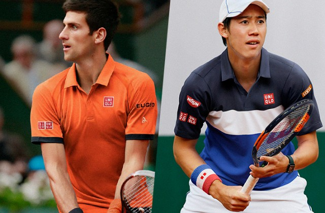 Uniqlo Roland Garros 2015 outfits