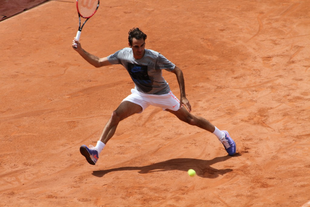 Roland Garros 2015 qualifyings day 3: Federer, Edberg, Sharapova and more