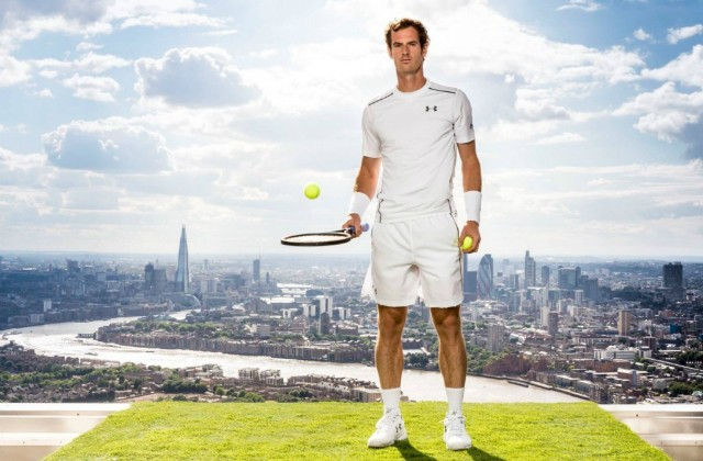 Andy Murray Wimbledon outfit