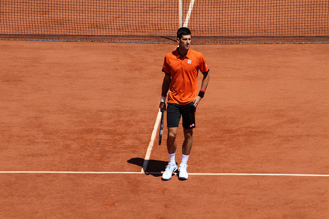 Roland Garros 2015: Djokovic and Wawrinka roads to the final