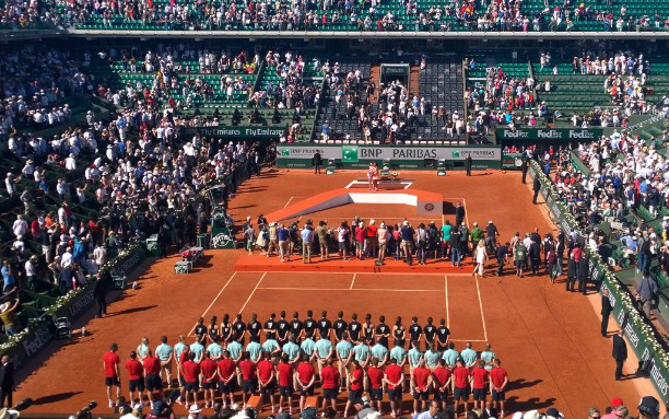 My Roland Garros 2015 in 15 instagrams