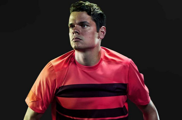 Raonic stars in New Balance commercial