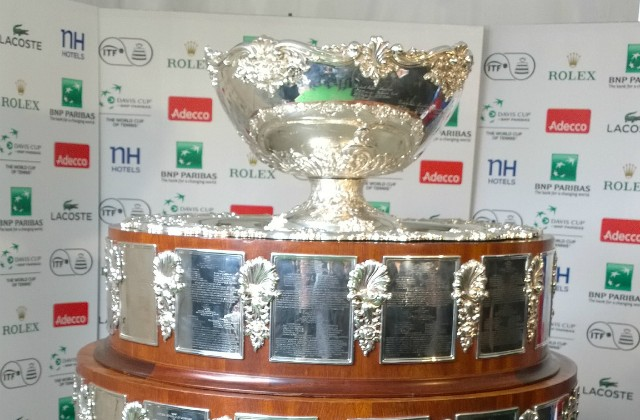 Davis Cup trophy