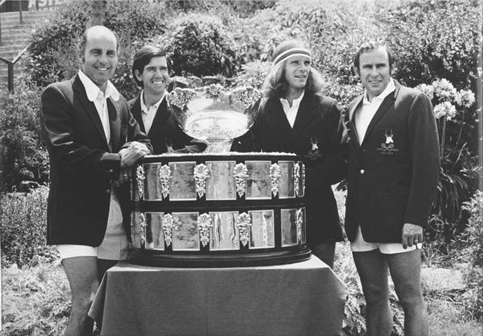 1974: the year the Davis Cup felt empty