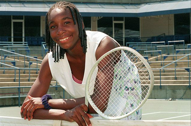 Venus Williams in 1994