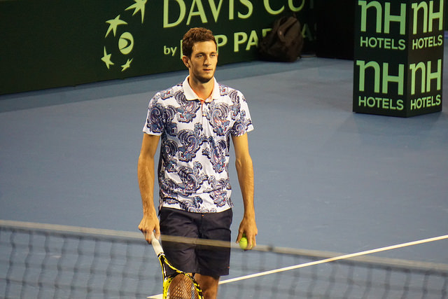 Davis Cup 2015 R1: James Ward upsets John Isner