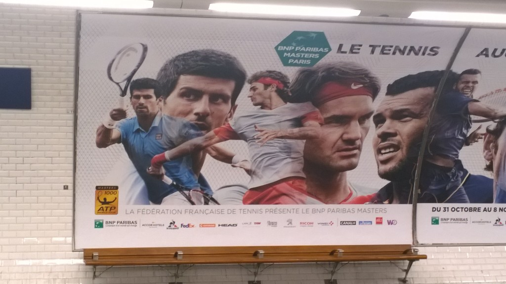 Bercy 2015 day 2 recap: Ferrer, Wawrinka, Nadal and Djokovic