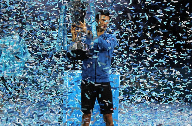 Novak Djokovic, 2015 ATP Tour Finals