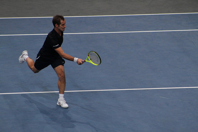Bercy 2015 day 3: Gasquet defeats Mayer