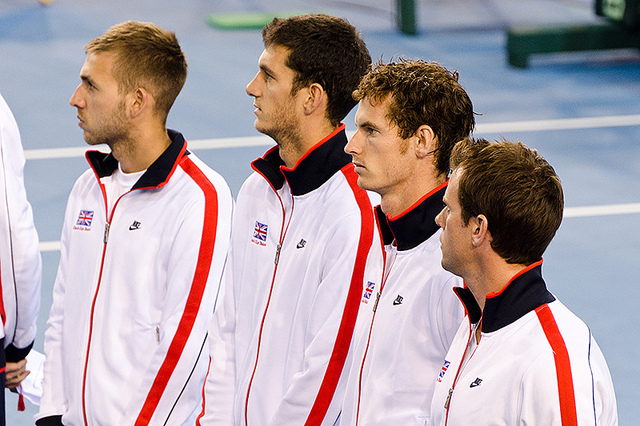 Davis Cup 2011: Andy Murray's return to Team GB