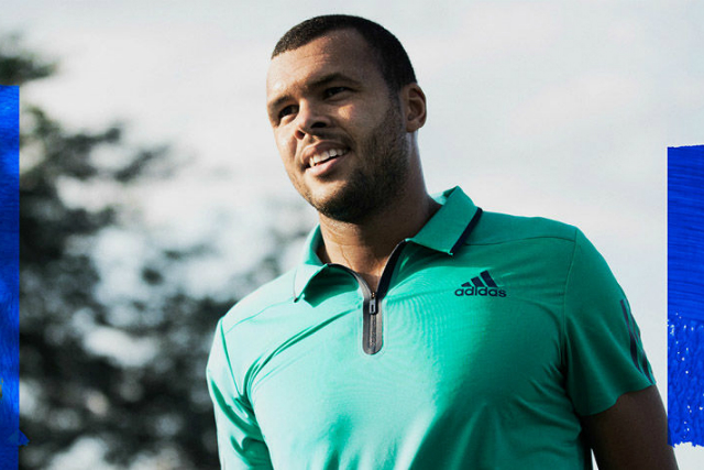 Australian Open 2016: Tsonga and Sock adidas outfits