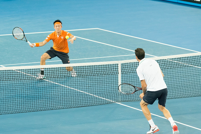 Australian Open 2016 day 5: Nishikori, Tsonga and Radwanska