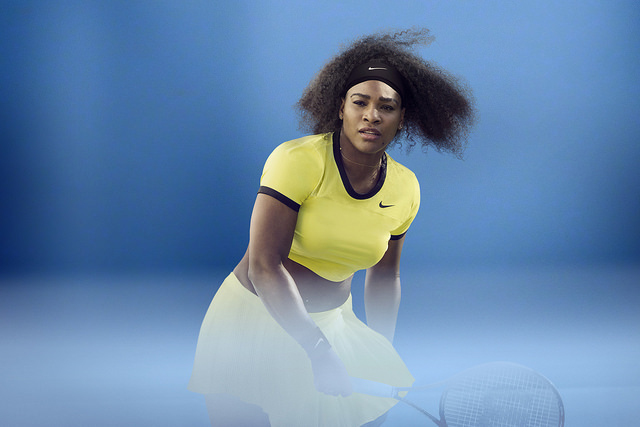 Australian Open 2016: Serena Williams Nike outfit