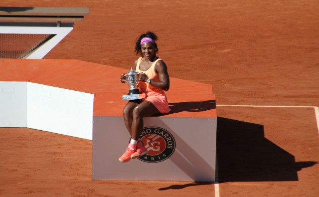 Serena Williams, Roland Garros 2015