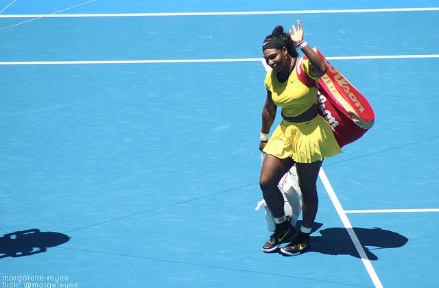 Serena Williams, Australian Open 2016