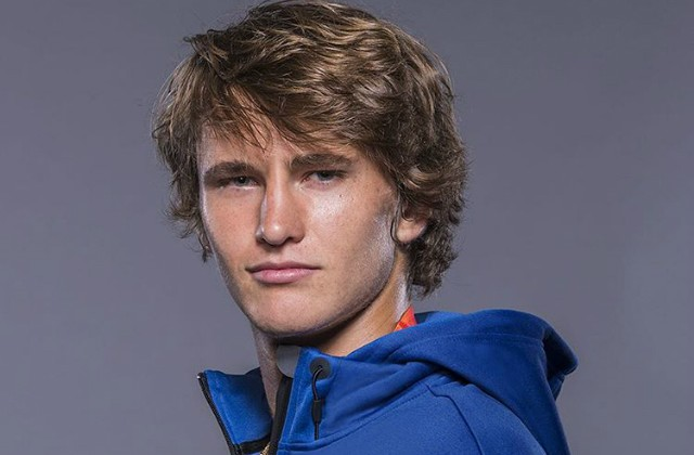 Alex Zverev signs with adidas