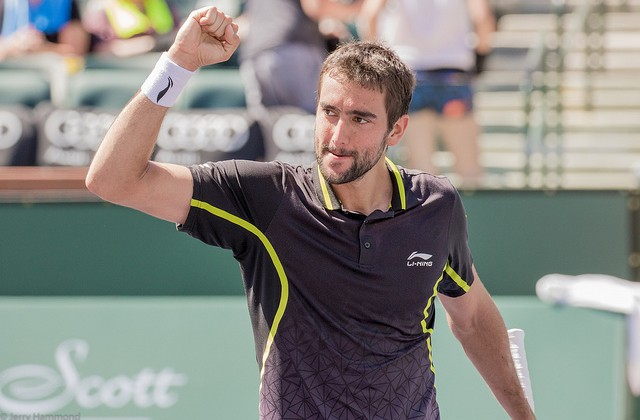 Marin Cilic, Indian Wells 2016