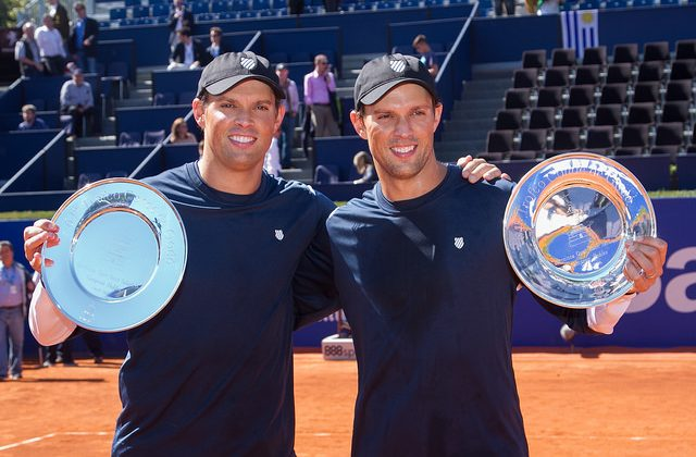 Bob and Mike Bryan, Barcelona Open 2016
