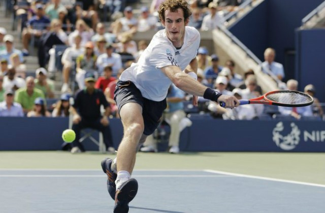 Andy Murray, 2012 US Open